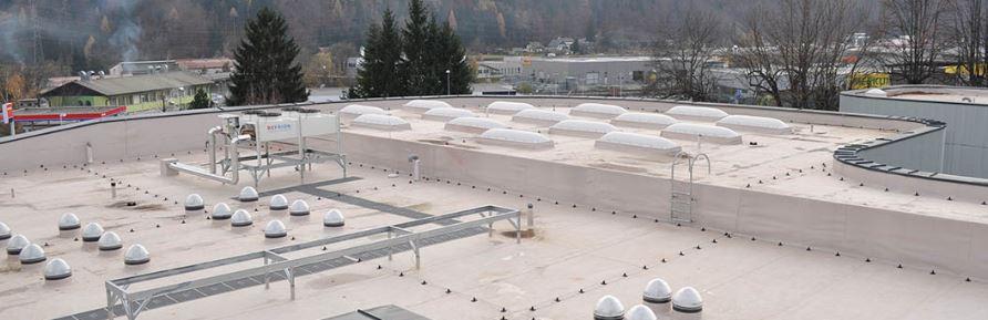 Kakovostne in trajne ravne strehe