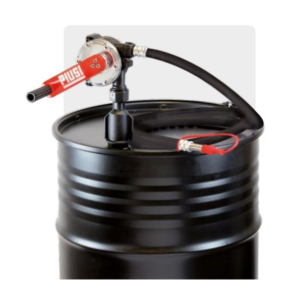 Črpalka za hitro in čisto menjavo olja