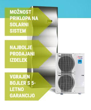Delovanje toplotne črpalke