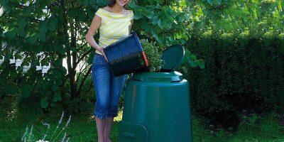 Kompostiranje v kompostniku