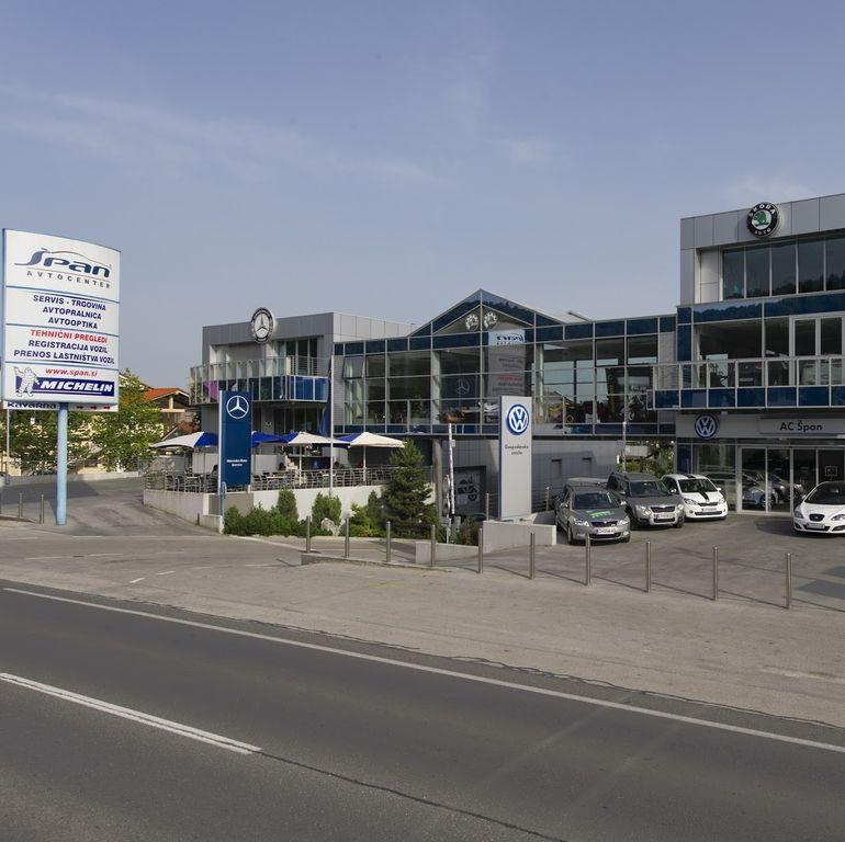 Avtoservis Ljubljana