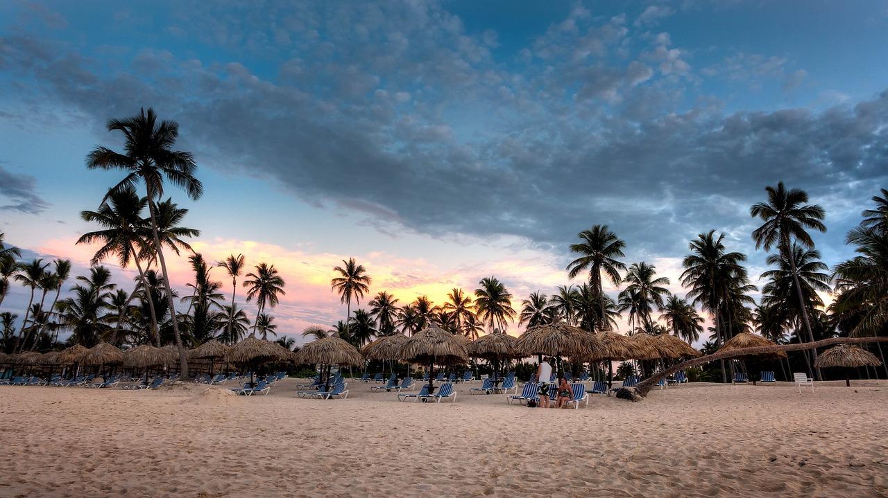 Lepe plaže v mestu Punta Cana