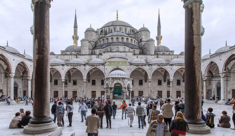Odpotujte v Turčijo - mesto kulture