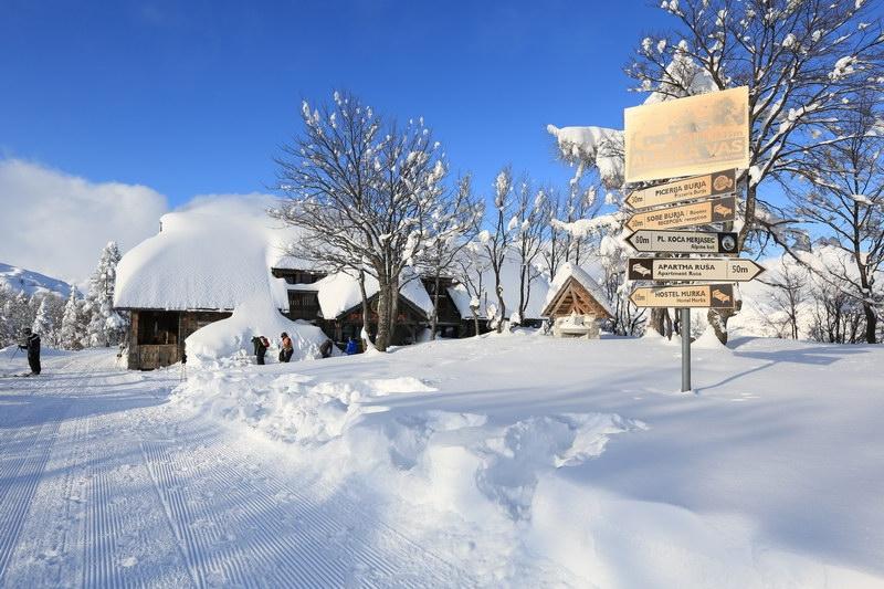 Mnoge zimske aktivnosti v Bohinju pozimi