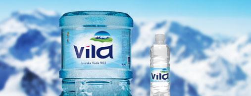 Aparat za hladno vodo slovenskega porekla