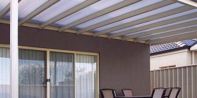 prozorna streha