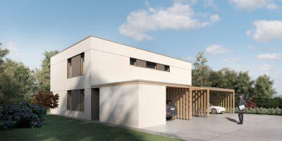 Sodobna hiša