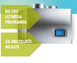 Sanitarna toplotna črpalka cena