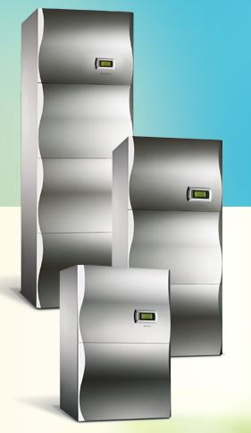 Toplotna črpalka 8 kW