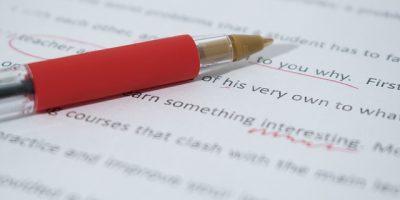 Lektoriranje besedil za spletno stran