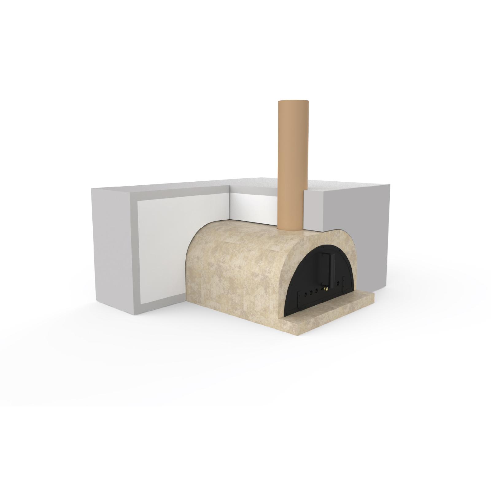 Šamotna opeka za krušno peč