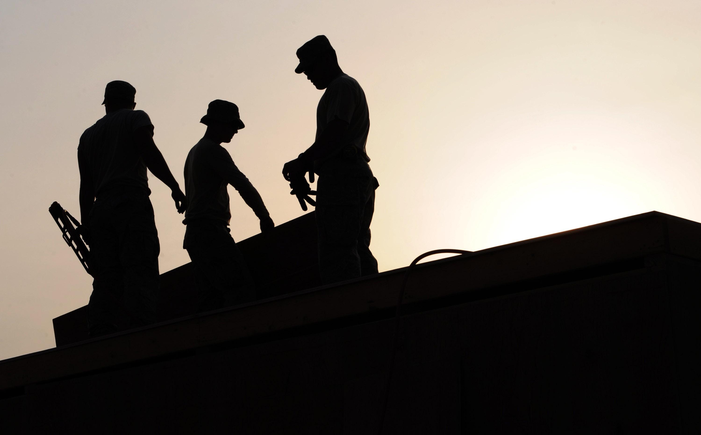 Delo na strehi
