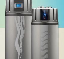 Toplotna črpalka za sanitarno vodo poraba elektrike