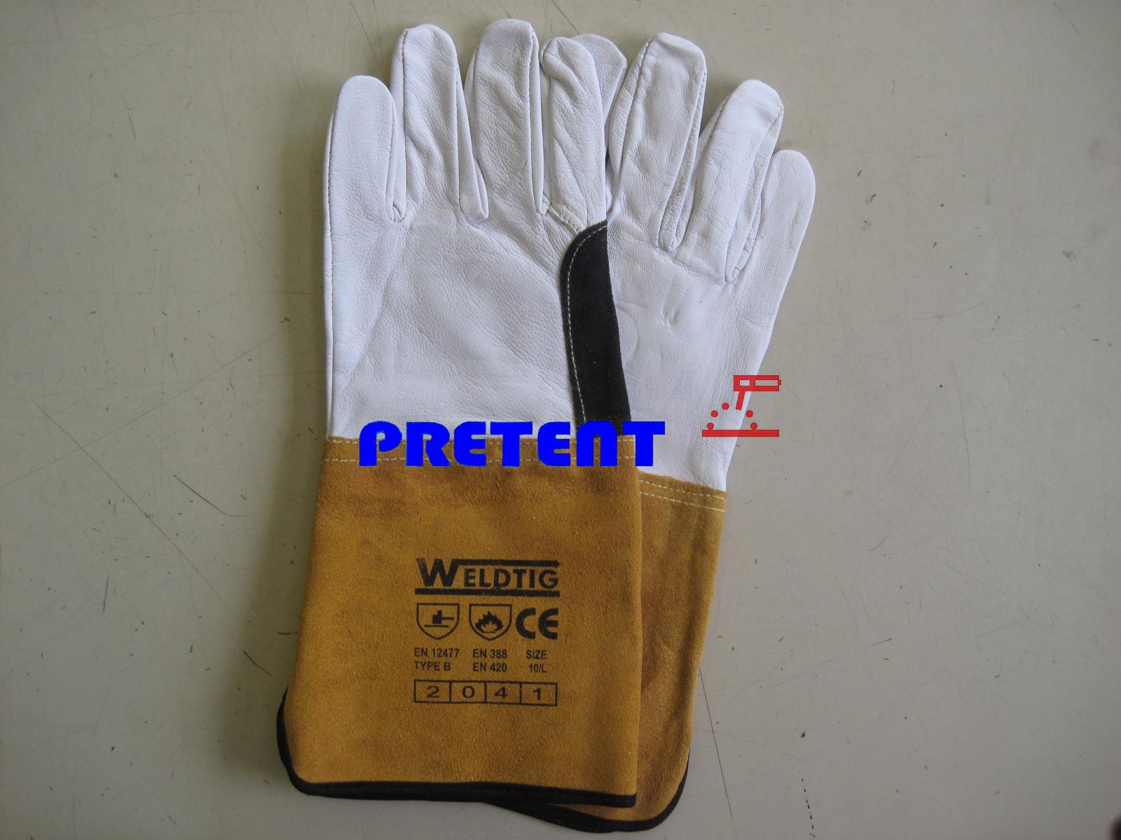 Zaščitna oprema za varilce