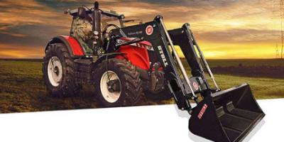 čelni nakladalec za traktor