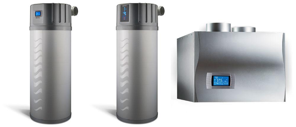 Toplotne črpalke za ogrevanje sanitarne vode