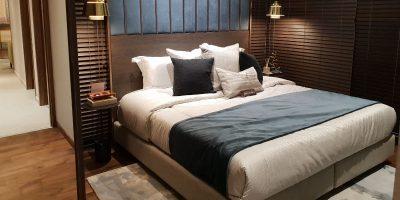 Udobne postelje za odrasle in otroke
