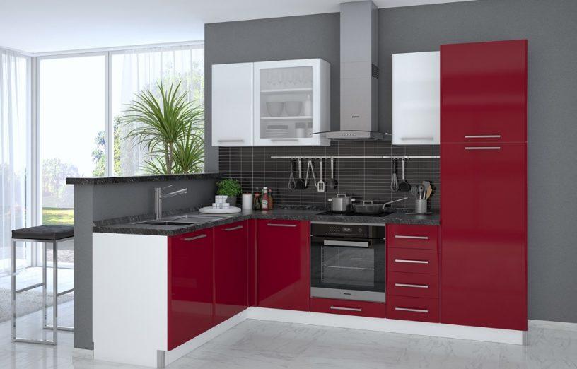 Izris moderne kuhinje