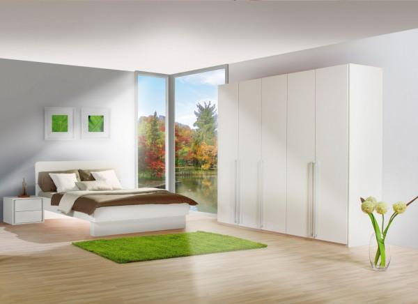 Sodobne spalnice