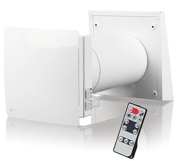 Lokalni prezračevalni sistem z rekuperacijo zraka