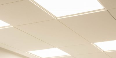 LED stropna razsvetljava za gospodinjstva in podjetja