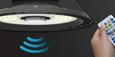 Enostavno rokovanje z LED svetilkami