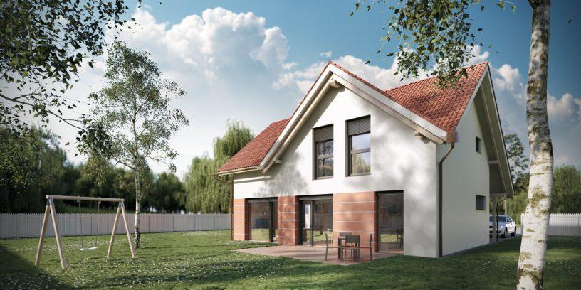 gradnja hiše