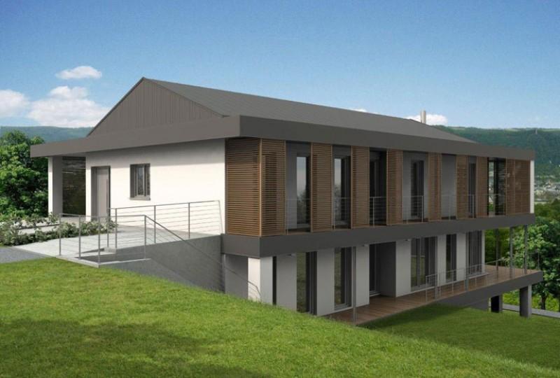 Lesena pametna hiša