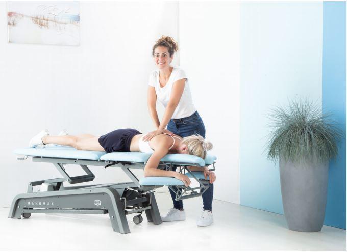 Električne profesionalne masažne mize