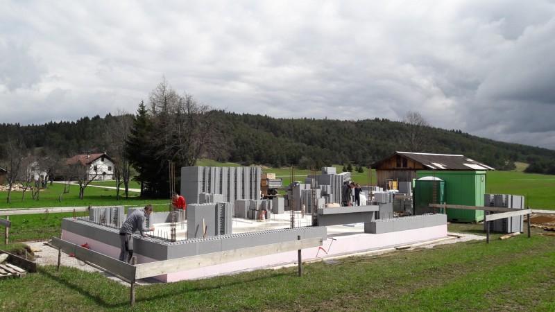Gradnja energijsko varčne oz. pasivne hiše