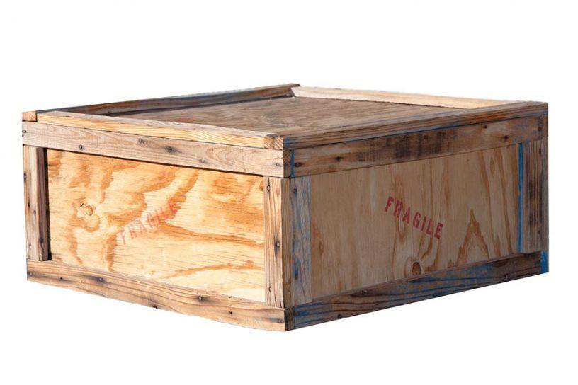 Transportna embalaža za občutljive izdelke