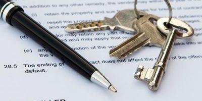 Prodajna pogodba za nepremičnino